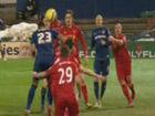 进球视频-利物浦防线遭完爆 英甲队暴力头槌破门