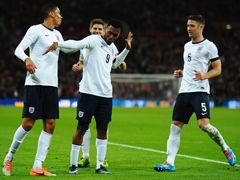 视频集锦-斯图里奇绝杀黑贝失单刀 英格兰1-0丹麦