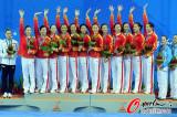 花样游泳组合决赛中国队夺冠