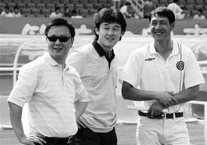 许宏涛:愿做中国足协CEO 黎兵在其他队早下课