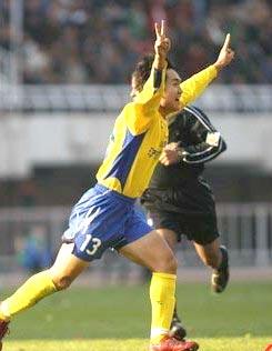 维森特王�S创造梦幻开局陕西3比0胜成都保亚冠希望