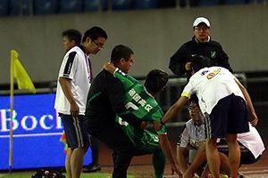 中超-王永珀石柯伤退安塔尔中柱杭州0-0闷平山东