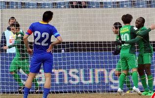 中超-张稀哲助巴塔拉制胜球国安客场1-0阿尔滨