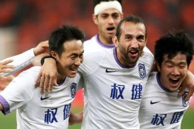 沪媒解析中超本赛季走势:1队前景最值得期待