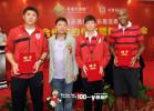 图文-亚泰与香港企业签约 亚泰期待辉煌