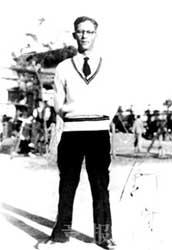 1936年篮球首次进入奥运中国人执法首场篮球决赛