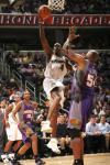 图文-[NBA]太阳122-107奇才贾米森突破上篮
