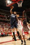 图文-[NBA季后赛]爵士vs火箭布鲁克斯追赶科沃尔