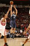 图文-[NBA]爵士69-95火箭威廉姆斯外线跳投