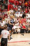 图文-[NBA]爵士69-95火箭杰克逊不惧布泽尔