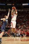 图文-[NBA]爵士69-95火箭基里连科封盖不及