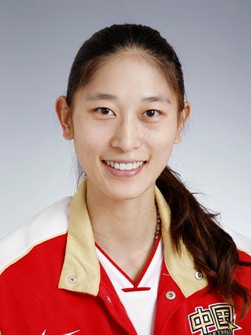 图文-[个人档案]中国女篮奥运代表团 隋菲菲
