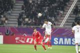 卡塔尔队头球很�o力