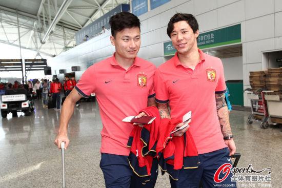 外媒看好郜林张琳�M本届亚洲杯有出色发挥