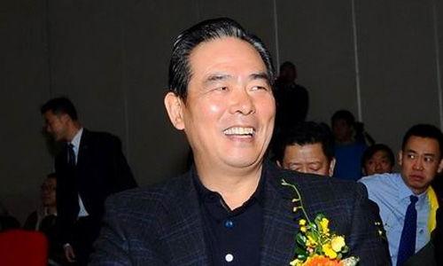 足协主席蔡振华