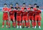 图文-[世预赛]中国队VS伊拉克国足首发阵容