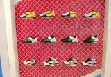 不同配色专属网球鞋