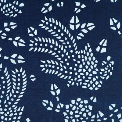 南通美食特产:蓝印花布淘洗出来的美 朴素厚重