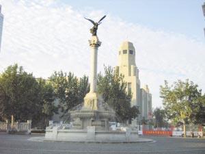 奥运火炬传递城市天津 六百年天津卫火样青春