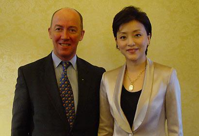 麦克尔-佩恩:北京奥运会是世界上最大的营销工程
