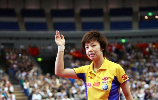 张怡宁夺冠后平静自揭1点不足释疑开局落后关键