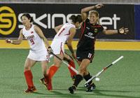 冠军杯-中国女曲两度领先遭逆转负德国仍无缘首胜