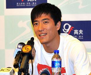 刘翔正式亮相复出成定局 豪言每次出场都全力以赴 - 0371yuansongjie - 得了面瘫不用慌 进来看看心舒畅
