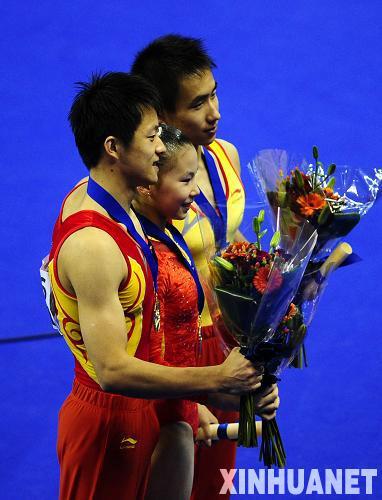 中国选手难度自信皆拥有苦练3年伦敦奥运见分晓