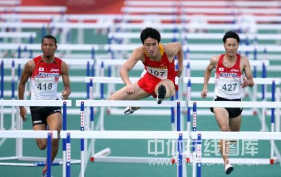 刘翔第三度创赛会历史明年三大赛事须加快提速