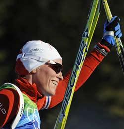 冬季两项女子15公里挪威博格夺冠刘显英排名第20