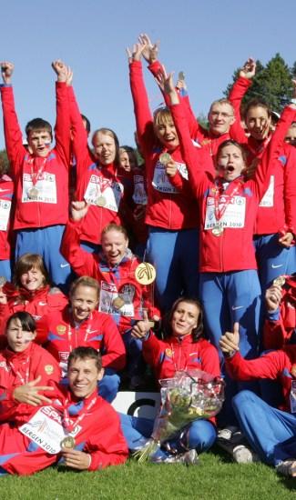 田径团体欧锦赛俄罗斯夺冠卫冕冠军德国队锁定第三