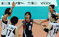 女排世锦赛韩国五局激战力克土耳其多米尼加赢首胜