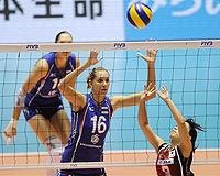 女排世锦赛E组:俄罗斯胜日本保持不败韩国秘鲁出局