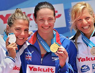 女子公开水域10公里英名将卫冕中国无缘奥运席位