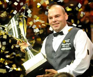 澳大利亚赛黑马逆转世界第一宾汉姆首夺排名赛冠军
