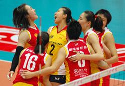 女排联赛-天津2-3惨遭上海大逆转张磊抽筋下场