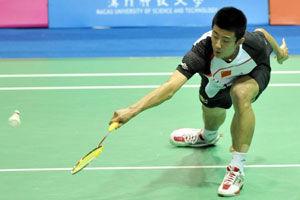 汤尤杯预赛-两个5-0横扫中国男女队全胜晋级八强