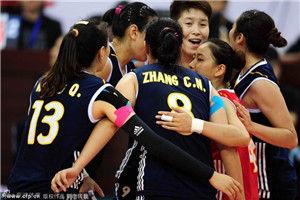 亚洲杯中国女排3-0轻取越南对手三局最高得16分