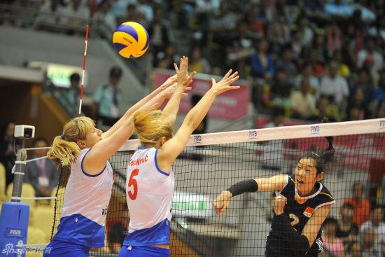 塞尔维亚女排世锦赛名单公布