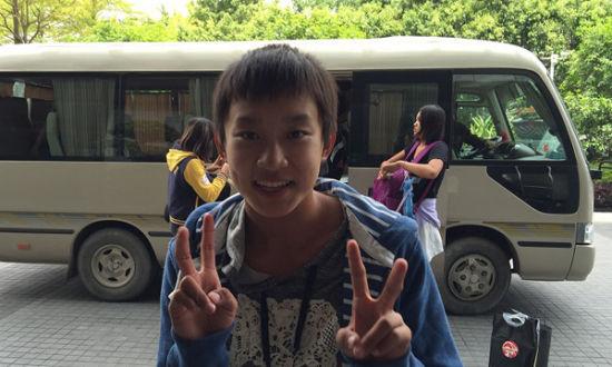 夏欣怡 (图片来源:中国沙滩排球网)