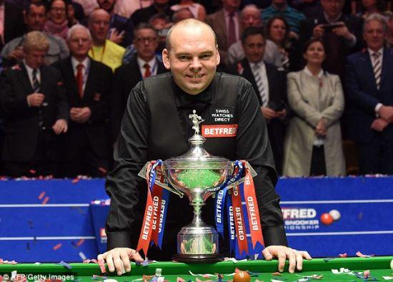 宾汉姆首夺世锦赛冠军