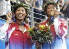 图文-雅典奥运(28届)中国金牌榜 李婷/孙甜甜创奇迹