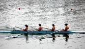图文-2007世界青年赛艇锦标赛拉开帷幕 碧波荡漾