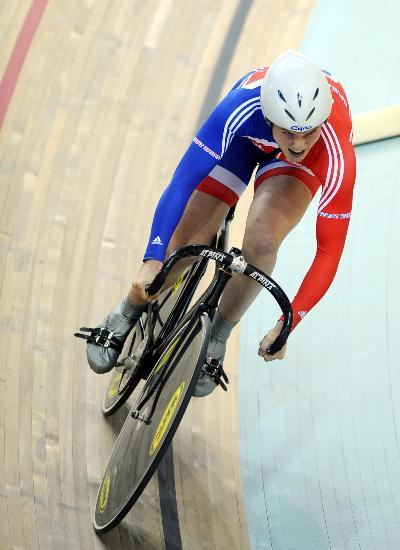 图文-自行车世界杯精彩赛况布莱斯的冲刺彰显霸气