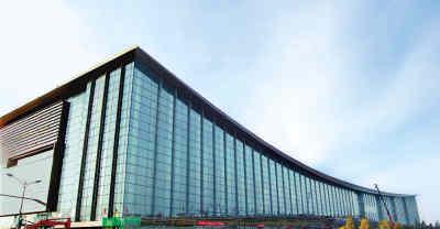 图文-北京建筑的新地标--奥运之光国际会议中心