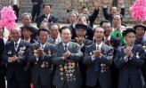 图文-北京奥运会火炬在平壤传递 功勋卓著的我们