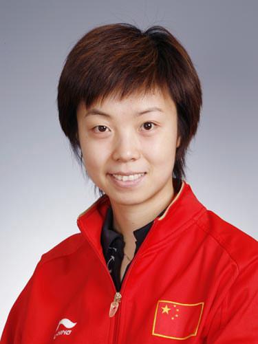图文-北京奥运会中国代表团成立乒乓球队员张怡宁