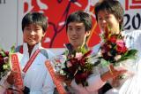 图文-北京国际马拉松赛结束为东道主赢得荣誉