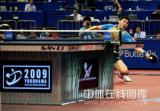 图文-世乒赛男单陈�^4-0水谷隼猛将陈�^一拼到底