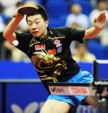 图文-世乒赛王皓4比1马龙晋级决赛马龙已经尽力